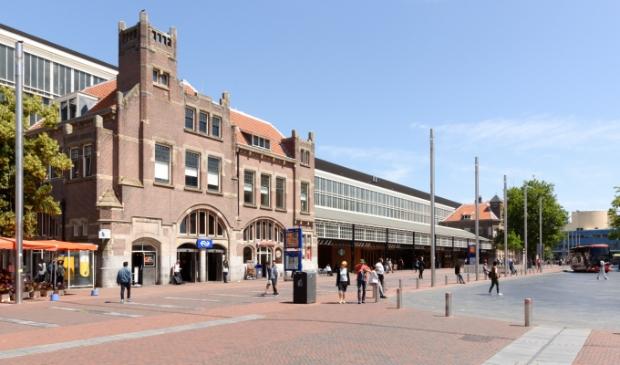 Stationsplein, Gemeente Haarlem