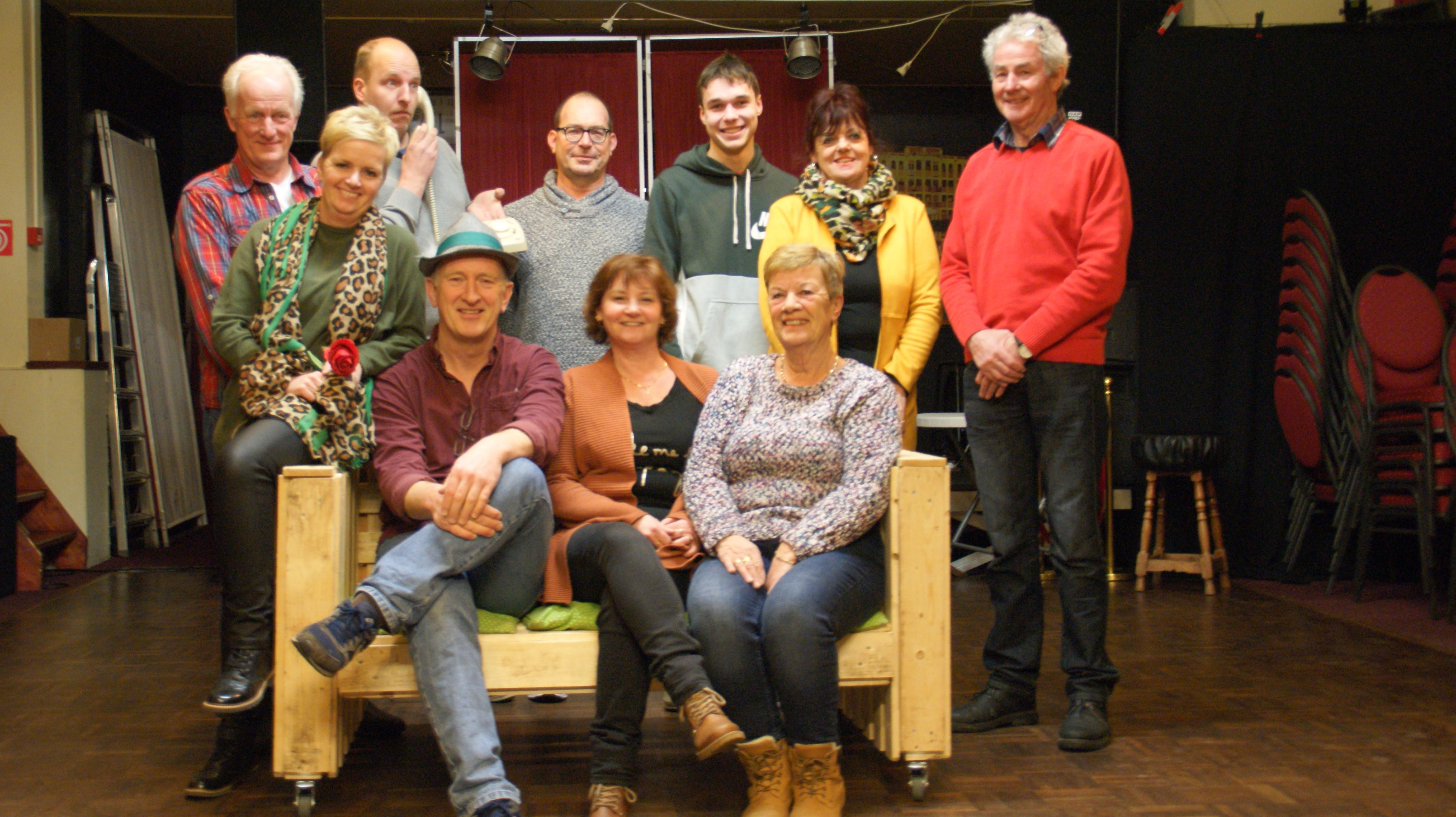 'Schone Schijn' heet het stuk dat Raamtheater in maart op de planken gaat brengen.