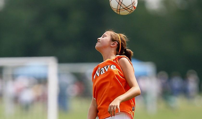 Voetbalplezier vormt het belangrijkste uitgangspunt van het VV Alkmaar Girls Only Soccer Camp