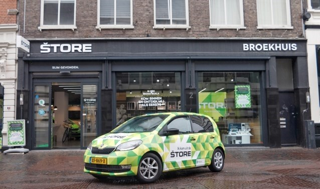 Kom ook langs bij Store Haarlem.