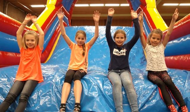 Stakingsdag Instuif voor kinderen van groepen 3 t/m 8 in Schagen.