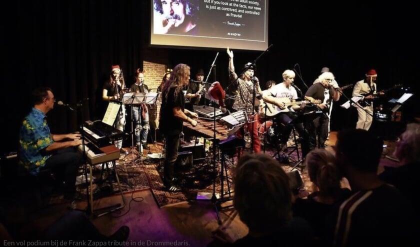 West-Fries Muzikantencollectief brengt Ode aan Zappa