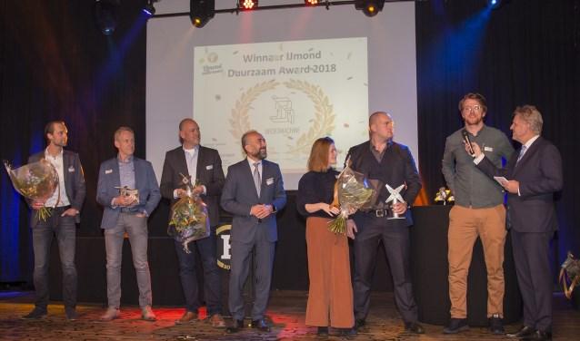 In 2018 won De Broedmachine uit Beverwijk de IJmond Duurzaam Award.