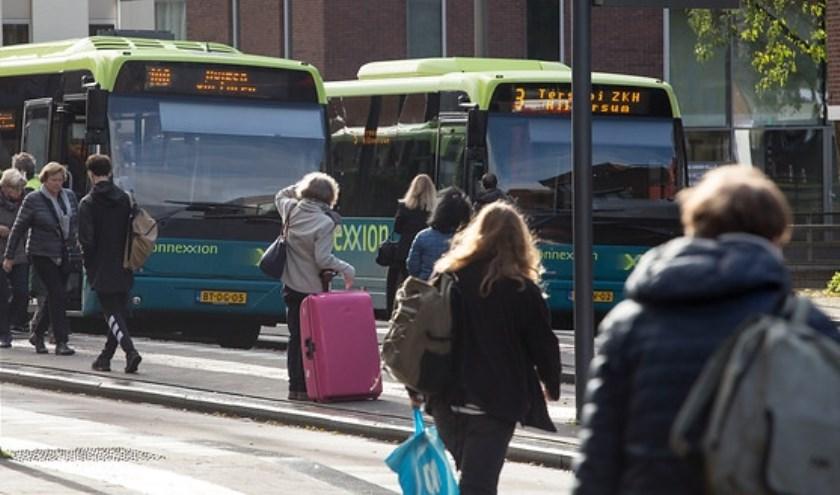 Kwaliteit van het busvervoer is in 2018 verbeterd.