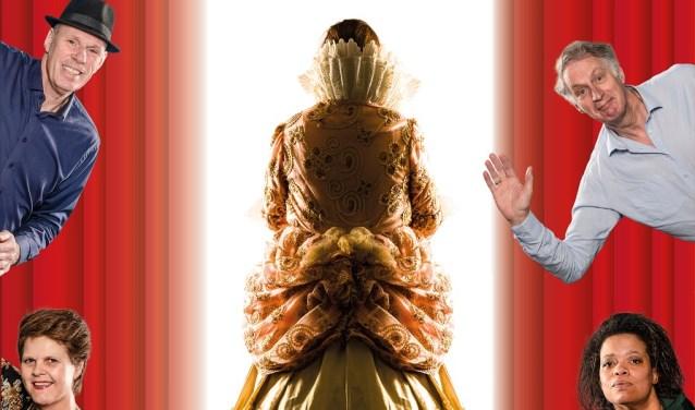 Vrijdag 1 en zaterdag 2 november speelt VEEL Theater het blijspel 'Waar is Sebastiaan?'