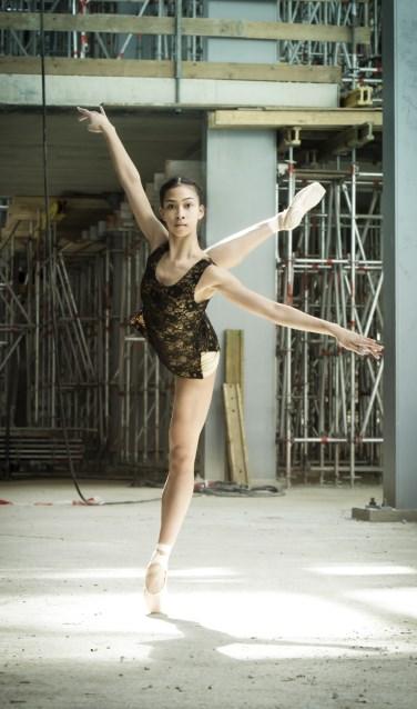 Wie professioneel danser wil worden, kan het beste zo vroeg mogelijk beginnen.