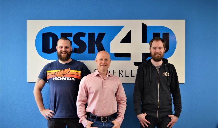 Desk4U is een zakelijke dienstverlener in de ICT.