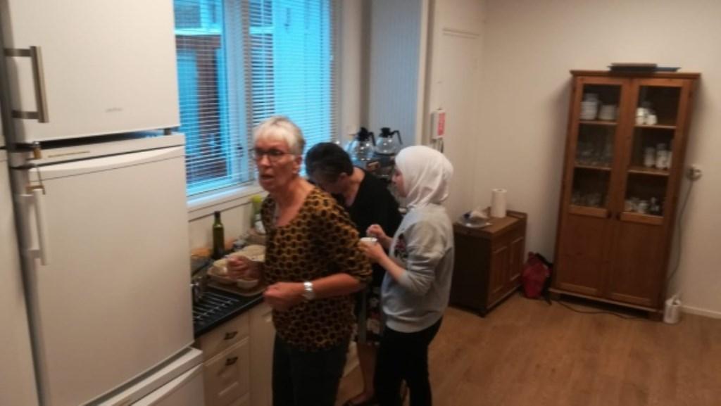 De drie koks. aangeleverd © rodi