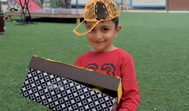 Kinderen uit diverse delen van de wereld hebben nog nooit een mooi cadeau gehad. Doe mee met Actie4Kids en tover een glimlach op hun gezicht.