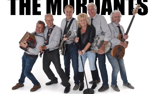 Genieten van muziek uit de sixties en seventies met The Mordants.