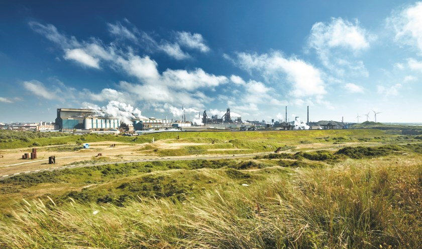 IJmondgemeenten zetten in op verdere verbetering van de luchtkwaliteit in de IJmond.