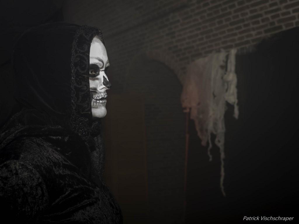 Lekker griezelentijdens Halloween in Fort Kijkduin (Foto: aangeleverd) © rodi