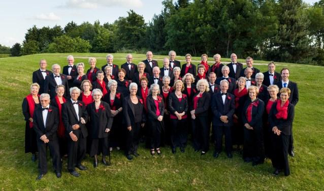 Het koor bezorgt operaliefhebbers een onvergetelijke middag.