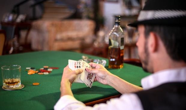 <p>Pokeren is voor sommigen een geliefd spelletje.</p>