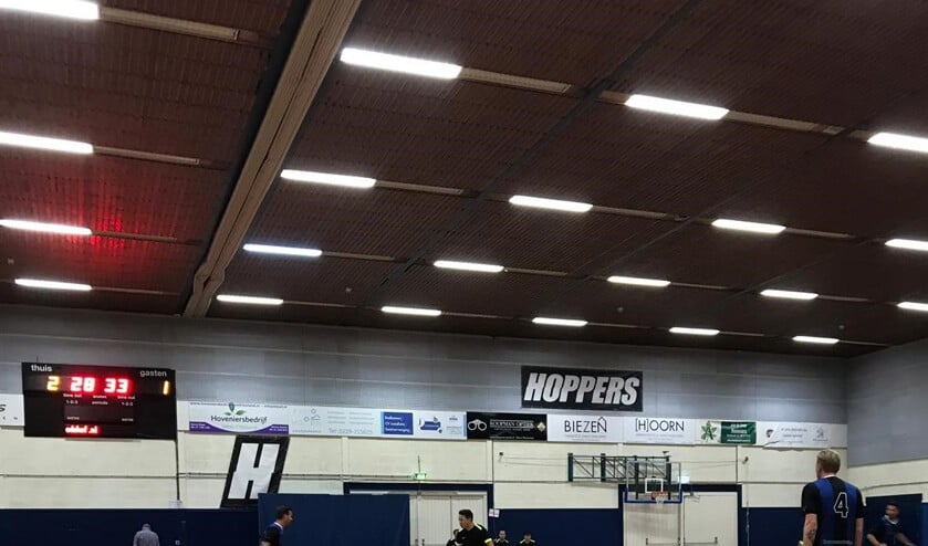 De Hoornse Zaalvoetbal Stichting verzorgt al tien jaar recreantencompetities in Hoorn.