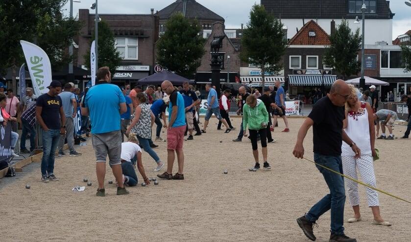 De jeu de boulesvereniging verruilt het buitenseizoen voor het eigen Boulodrôme.