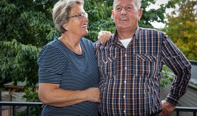 Arie en zijn vrouw Ria, rasechte Langedijkers en tuindersgezin in ruste, staan pal achter de protesterende boeren.