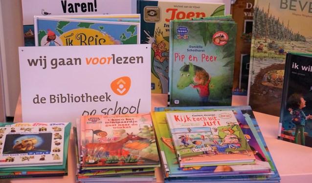 Bibliotheek op school: kinderen die plezier hebben in lezen behalen betere schoolresultaten.