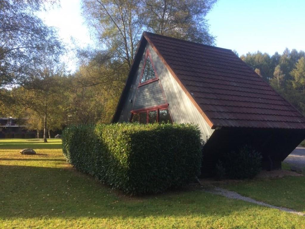 Vakantiepark Domaine Long Pré in Stavelot in de Ardennen. (Foto: aangeleverd) © rodi