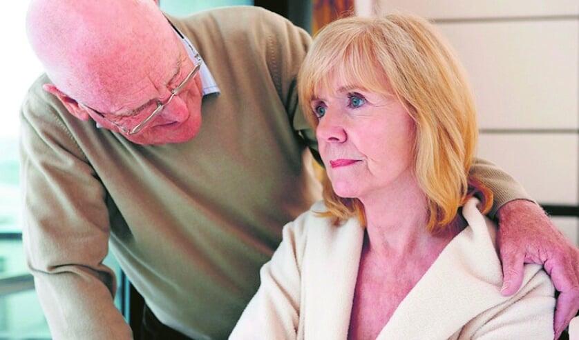 Dementie is de snelst groeiende ziekte in Nederland.