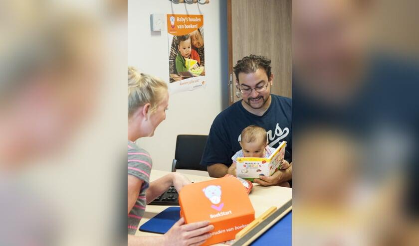De Babysoos is bedoeld voor de allerkleinsten van nultot twee jaar.