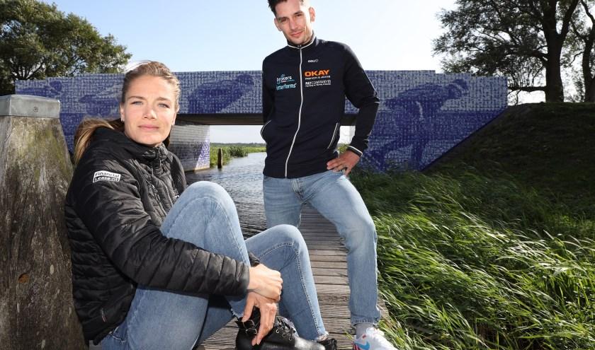 Manon Kamminga: ,,Ik heb in het afgelopen seizoen weer echt kunnen genieten van schaatsen. Dat is de mooiste conclusie.'' (Foto TimsImaging)