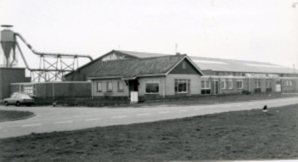 Timmerfabriek Bakker, Industrieweg. (Foto: aangeleverd) © rodi