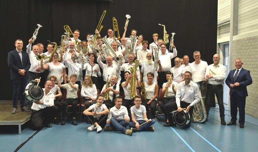 Fanfare-orkest St. Caecilia
