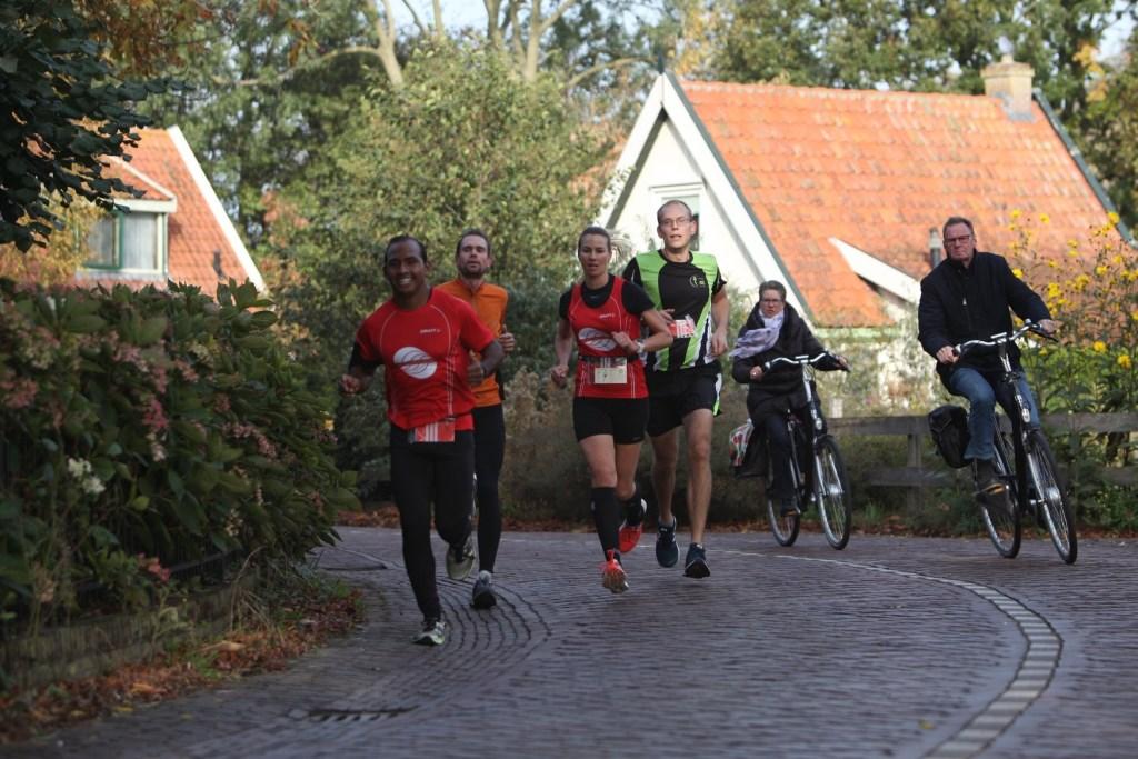 De route loopt door Hauwert en omgeving. (Foto: aangeleverd) © rodi