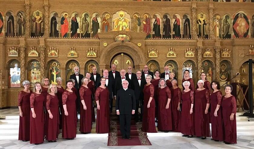 Tijdens de Allerzielenvieringen wordt er veel gezongen.