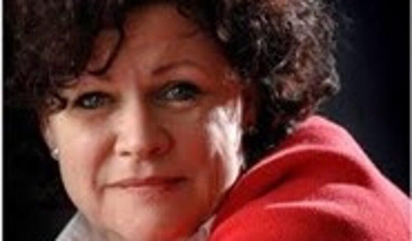 Freelance journaliste Marjan van den Berg.