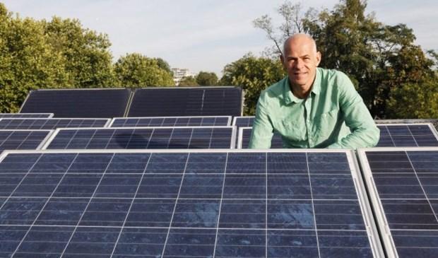 Zonnepanelen dragen bij aan een beter milieu.
