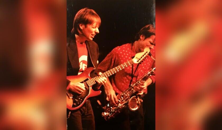 Andre van de Hoff verzorgt samen met Harry Sacksioni een concert in de Grote Kerk