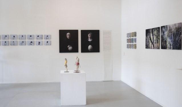 """De zevende editie van het vrouwelijke collectief """"Het geheim van Eva nu te zien in Amsterdam."""