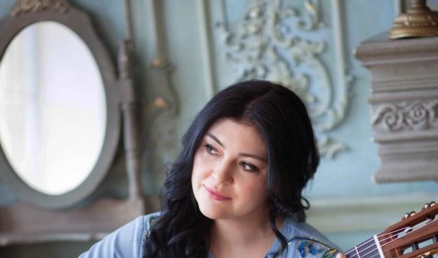 Irina Kulikova.