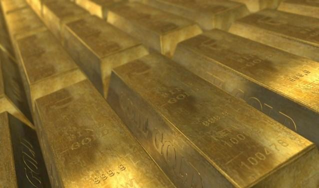 Goud blijft zijn waarde behouden.