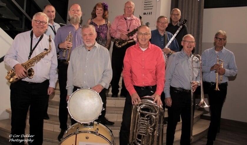 Geniet van het Metropolitan Roof Orchestra in dé jazzclub van Enkhuizen.