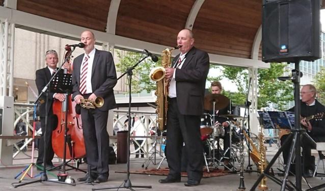 De FBII Jazzband.