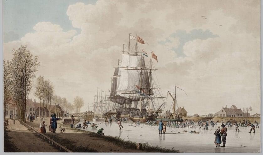 200 jaar Noordhollandsch Kanaal.