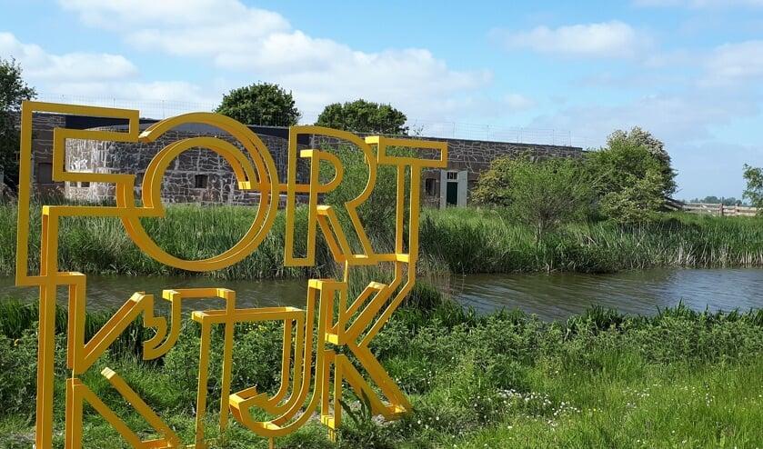 Fort K'IJK in Uitgeest.