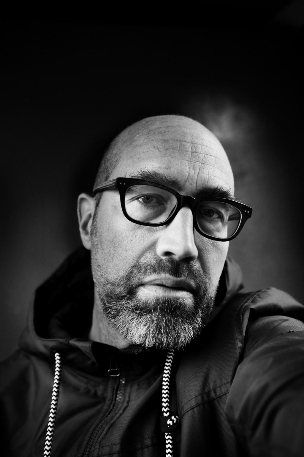 Portretfotograaf Duco de Vries. (Foto: Duco de Vries) © rodi