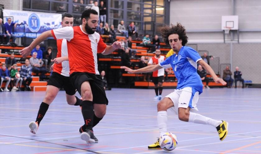 FC Marlene gaf een fraaie 4-2 voorsprong wel heel gemakkelijk uit handen.