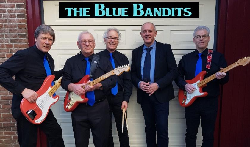 The Blue Bandits spelen hits uit de zestiger jaren.