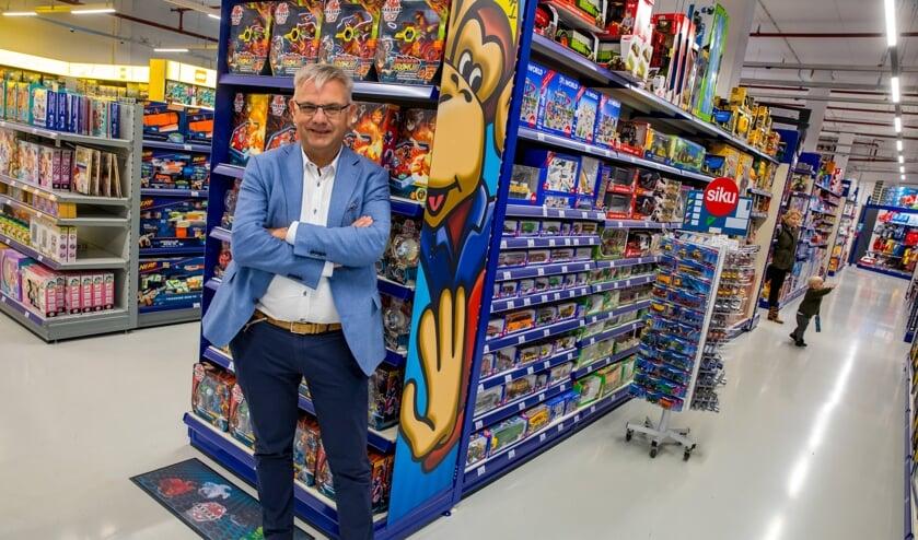 Koen Nolmans, CEO van het speelgoedreus ToyChamp.