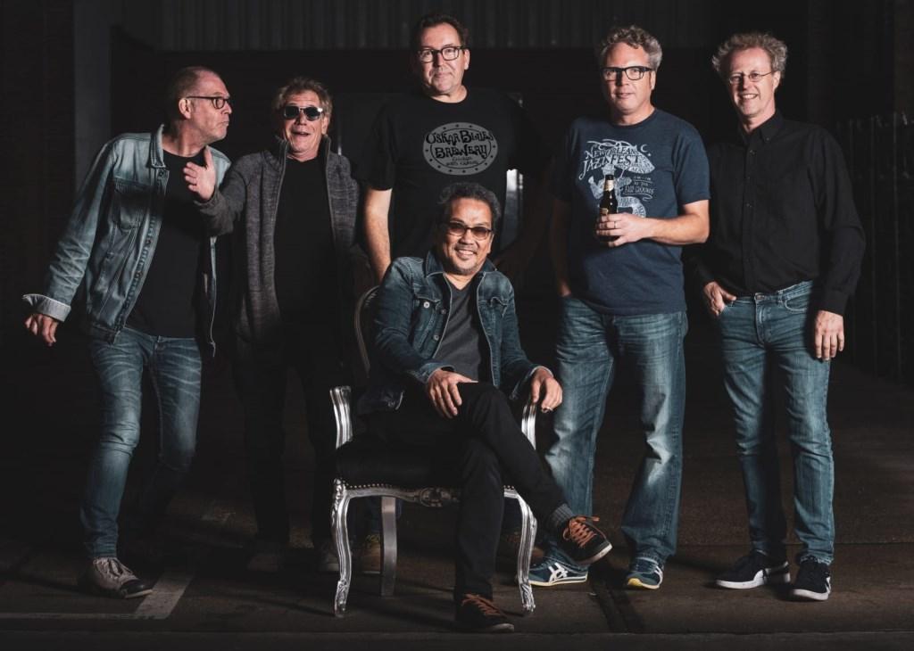 De bluesband Johnny Feel Good Band heeft een herkenbare sound. (Foto: aangeleverd) © rodi