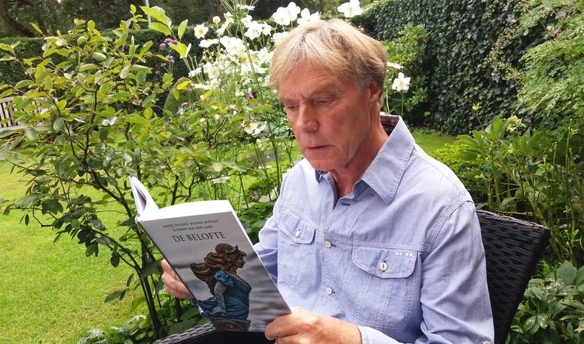 West-Friesland op Zondag mag drie exemplaren van 'De belofte' van André Nuyens weggeven. Kans maken? Stuur ons een mailtje.