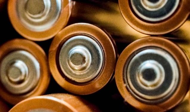 Lege batterijen? Lever ze in