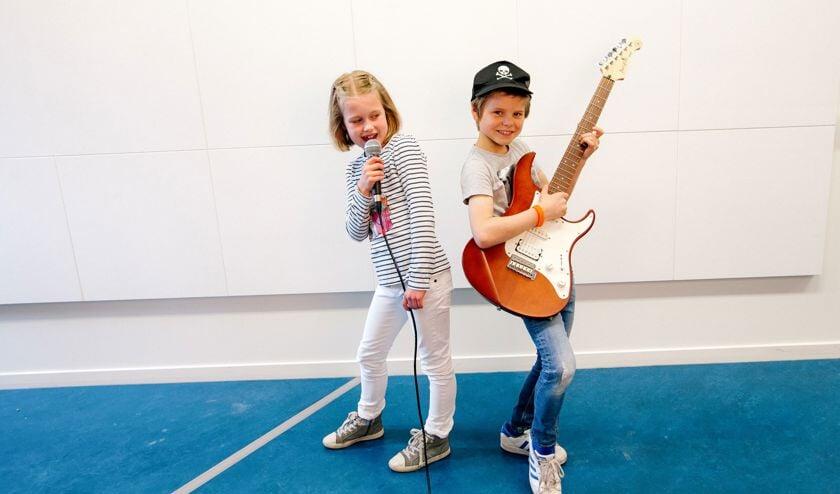 Dinsdag 22 oktober is er een musicaldag voor kinderen.