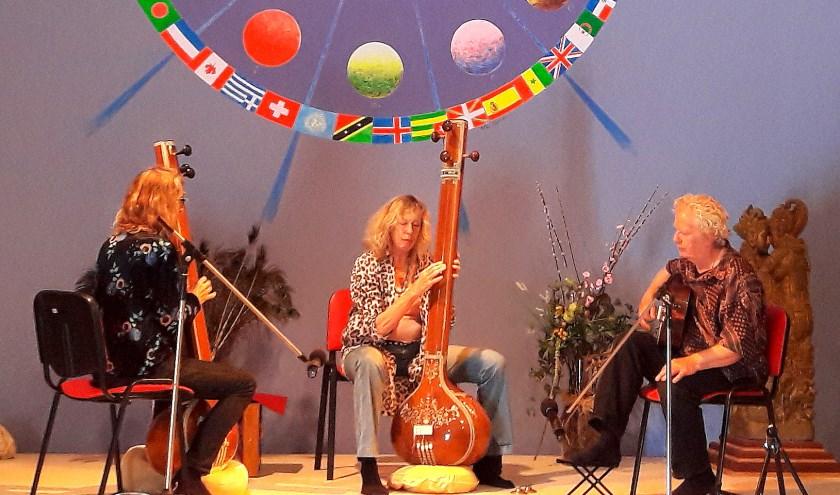 Komend weekend weer veel muziek in het Badgastenkerkje in Wijk aan Zee.