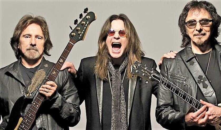 De band Black Sabbath.